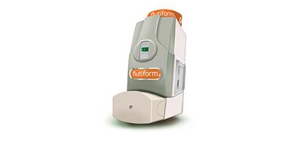 Flutiform (fluticasone proprionate and formoterol fumarate)