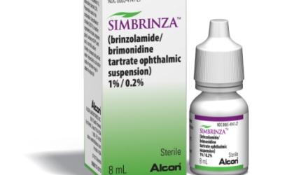 Simbrinza (brinzolamide/brimonidine tartrate)
