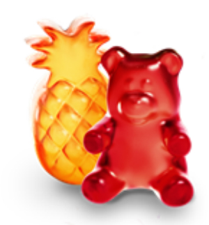 Gummys are a fun delivery method for children.