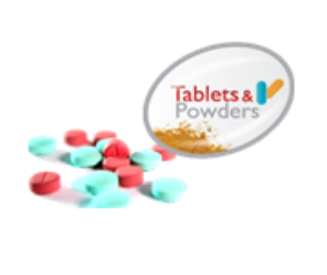 Softigel produce many different delivery methods, including powders and tablets.